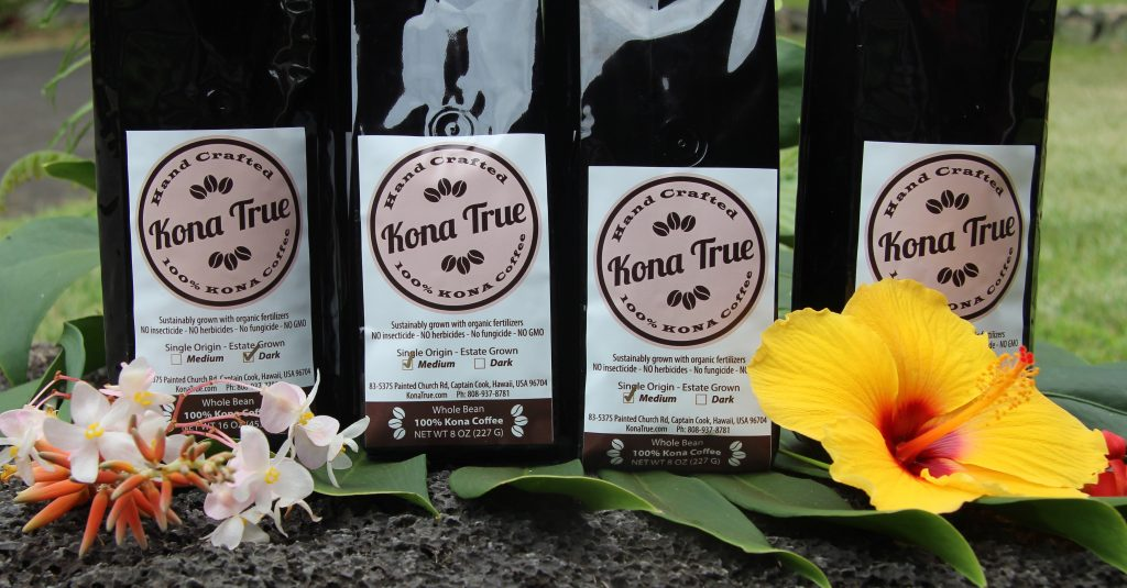 Kona True Estate Coffee